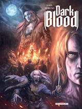 Moreno, Marc. Interview avec le dessinateur de Dark Blood