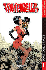 Cornell, Paul – Broxton, Jimmy. Vampirella, tome 1. Forbidden Fruit
