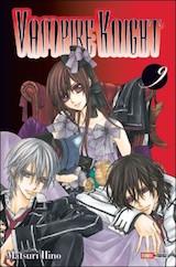 Hino, Matsuri. Vampire Knight, tome 9