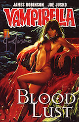 Robinson, James – Jusko, Joe. Vampirella, Blood Lust