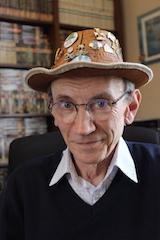 Verry, Patrice. Interview avec l'auteur du Fou qui volait avec la tête en bas