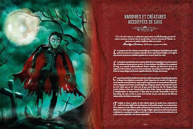 Behra, Lionel - Callico, Vanessa - Senyphine. Encyclopédie des revenants et des non-morts : fantômes, vampires et zombies