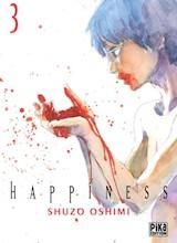 Oshimi, Shuzo. Happiness, tome 3