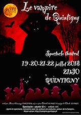 Les vampires envahissent Quintigny (39) - (15/07/2018)