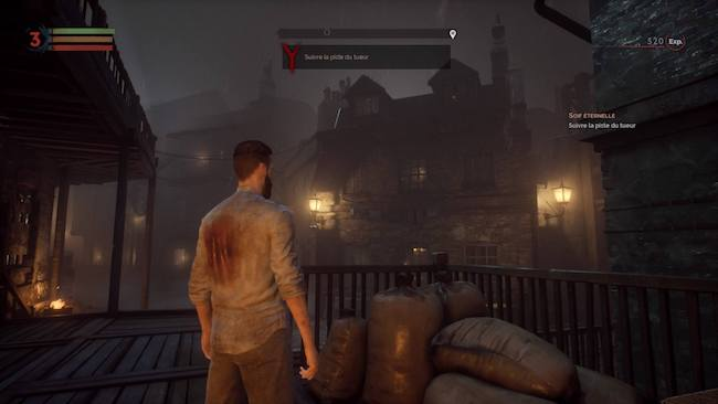 Dontnod Entertainment. Vampyr