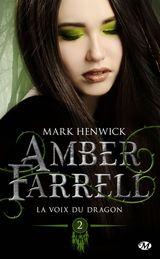 Henwick, Mark. Interview avec l'auteur d'Amber Farrell