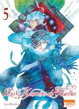 Mochizuki, Jun. Les mémoires de Vanitas, tome 5