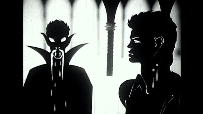 Boullet, Jean. Dracula. 1963