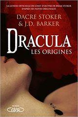 Stoker, Dacre – Barker, J.D. Dracula – Les origines