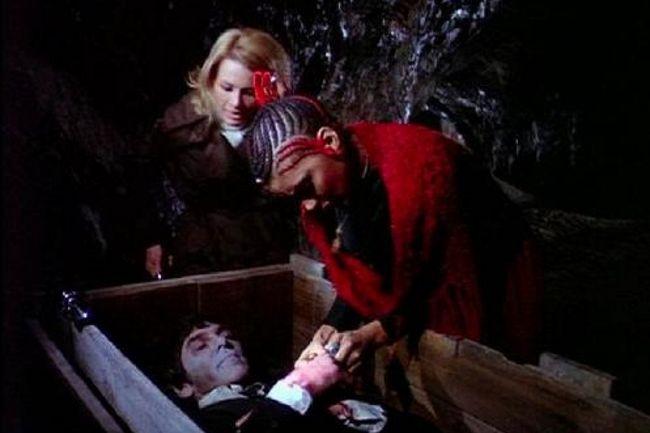 Curtis, Dan. La Voix du Vampire. 1973