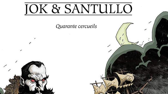 Jok - Santullo, Rodolfo. Quarante cercueils
