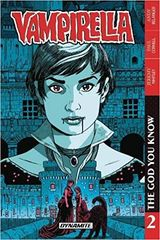 Cornell, Paul – Broxton, Jimmy. Vampirella, tome 2. The God You Know