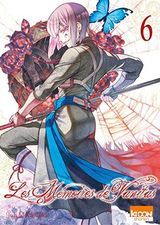 Mochizuki, Jun. Les mémoires de Vanitas, tome 6