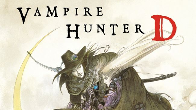 Kikuchi, Hideyuki. Vampire Hunter D, tome 1