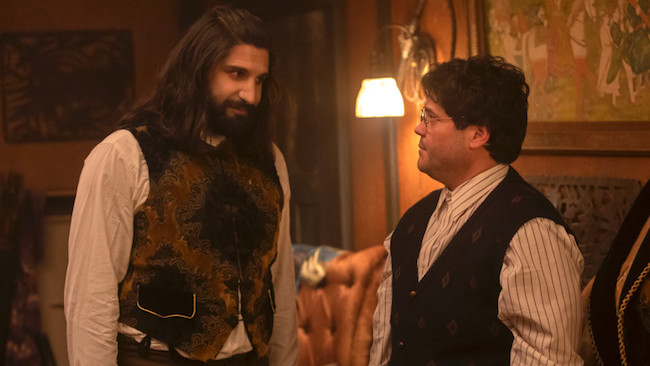 Clement, Jermaine. What we do in the Shadows, saison 1. 2019