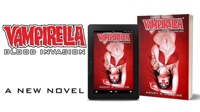 Collins, Nancy A. Vampirella : Blood Invasion