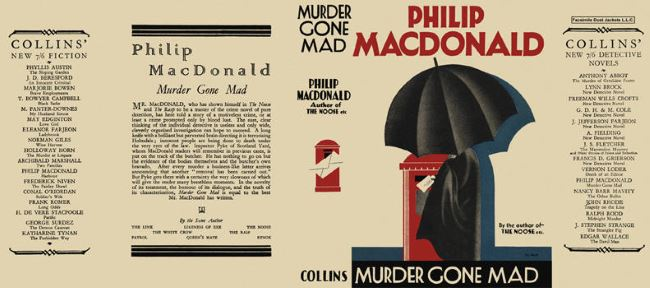 MacDonald, Philip. Le Vampire