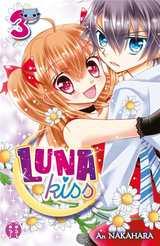 Nakahara, An. Luna Kiss, tome 3