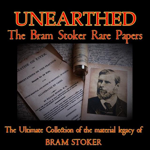 Unearthed : un crowdfunding de Dacre Stoker et Vic Nadata