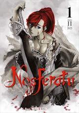 Shinjirô. Nosferatu, tome 1