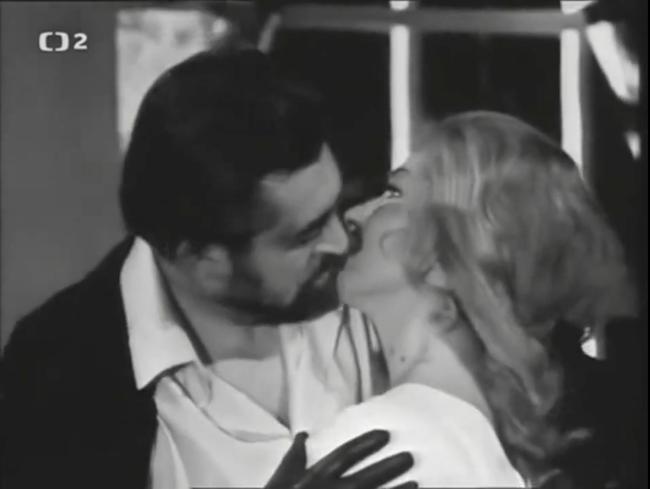 Procházková, Anna. Hrabě Drakula. 1971