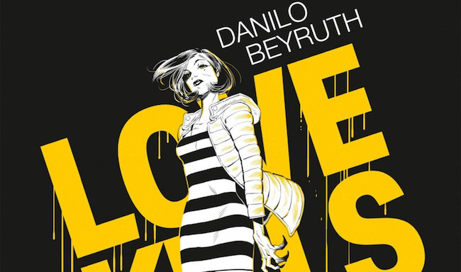 Beyruth, Danilo. Love Kills