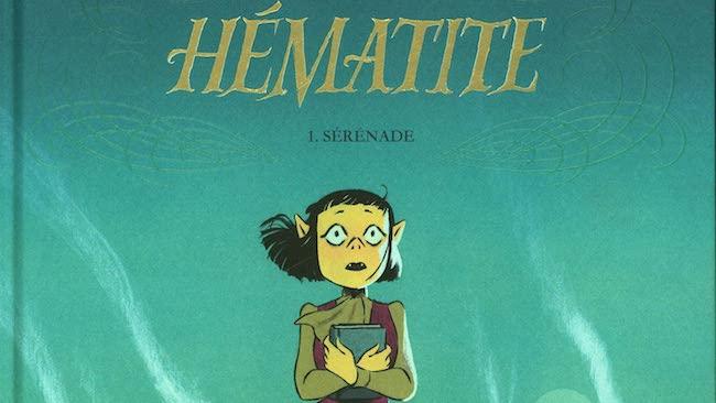 Maderna, Victoria - Piatti, Federico. Hématite, tome 1 : Sérénade