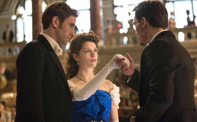 Haddon, Cole - Knauf, Daniel. Dracula, saison 1. 2013